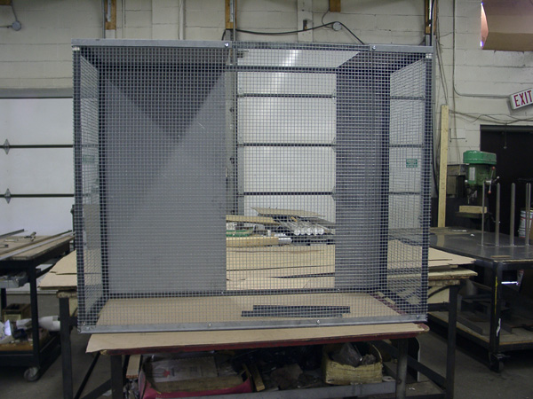 Service Metal Fabrication Toronto : Custom sheet metal fabrication demtra