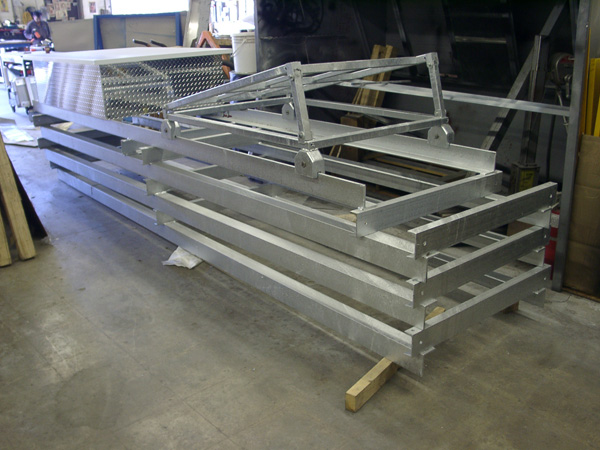 Service Metal Fabrication Toronto : Welding fabrication to toronto demtra sheet metal